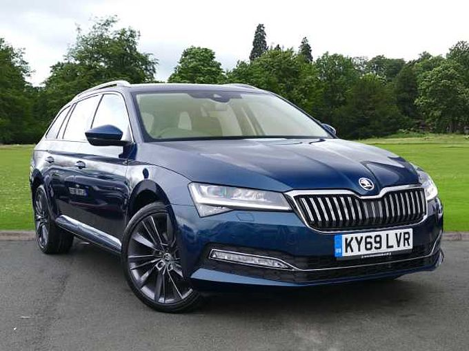 SKODA Superb 1.5 TSI (150ps) SE L ACT DSG 5-Dr Estate