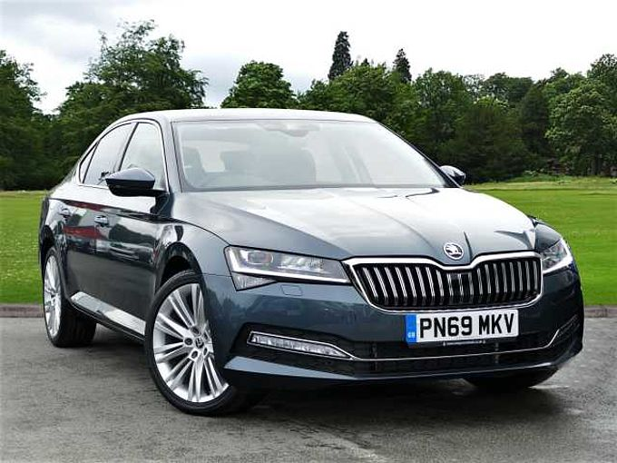 SKODA Superb 2.0 TSI (190ps) SE L DSG Hatch