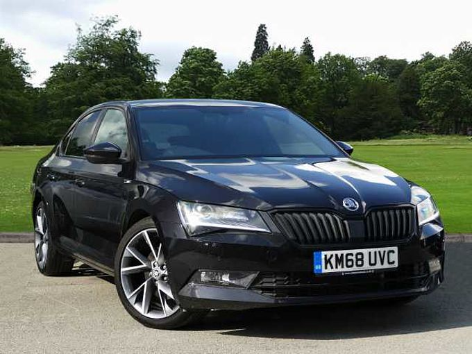 SKODA Superb 1.5 TSI (150ps) SportLine ACT 5Dr Hatchback
