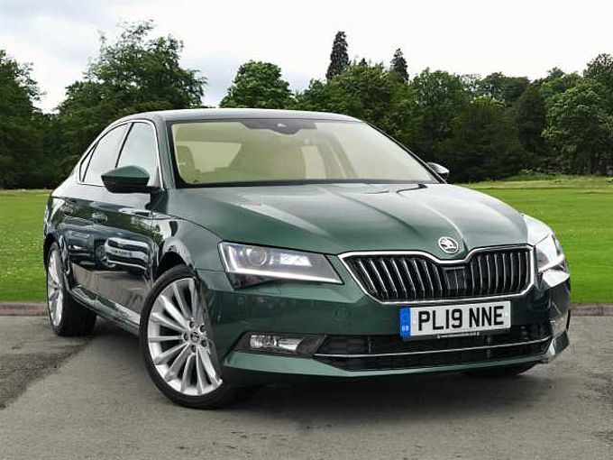 SKODA Superb 2.0TDI SCR (190PS) Laurin & Klement DSG H/B